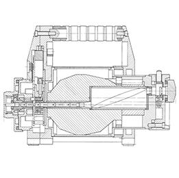 Exertus Dual 120-BW-260